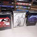 Some Metallica tapes Tape / Vinyl / CD / Recording etc