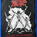 BACK PATCH / SHIRTs Morbid Angel, Cannibal Corpse, Mayhem, Dark Funeral, Pungent Stench, Deicide
