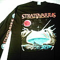 Stratovarius - TShirt or Longsleeve - Stratovarius Visions Tour 1997 Longsleeve RARE First print