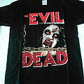 Evil Dead movie t-shirt 2001 Never used