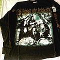 Cradle Of Filth Funeral In Carpathia longsleeve 1996 RARE First Print Never used