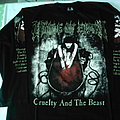 Cradle Of Filth Cruelty And The Beast longsleeve 1998 RARE First print Vamperotica.Never used