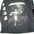 Gamma Ray Anywhere In The Galaxy Powerplant tour 1999 longsleeve RARE First print Never used