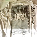 Absu The Third Storm Of Cythraul longsleeve 1997 RARE First print Never used