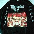 Mercyful Fate - TShirt or Longsleeve - Mercyful Fate 9 European Tour 1999 longsleeve First print Never used