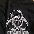 Biohazard Down For Life swetshirt