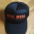 Raw Deal Records - Other Collectable - Raw Deal Records Biohazard rip trucker