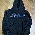 Kickback - Hooded Top - Kickback Older Colder Stronger reprint