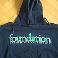 Foundation - Hooded Top - Foundation Anthem for redemption hoodie