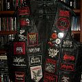 Battle Jacket - My leather vest