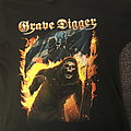 Grave Digger - TShirt or Longsleeve - Tour of the living Dead 2019 Shirt