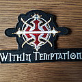 Within Tempation Logo Patch