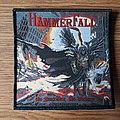 HammerFall - Patch - No Sacrifice, No Victory
