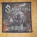 Sabaton - Patch - The Last Stand