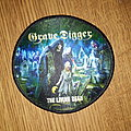 Grave Digger - Patch - The living Dead