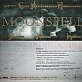 Moonspell - Other Collectable - Moonspell 11.3.2006 ticket @ Moscow, Russia