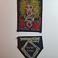 Twisted Sister Patches