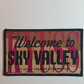 Kyuss - Patch - Kyuss - Welcome to Sky Valley Patch