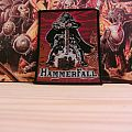 HammerFall - Patch - HammerFall Patch