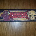 Nuclear Assault - Patch - Nuclear Assault - Game Over/Survive strip patch