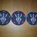 VON limited and numbered round patch