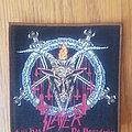Slayer - Patch - Slayer - Evil Has No Boundaries patch #14 of 50