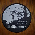 Hellhammer - Triumph Of Death round patch
