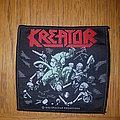 Kreator - Patch - Kreator - Pleasure to Kill patch