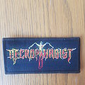 Necrophagist - Patch - Necrophagist patch