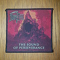 Death - Patch - Death - The Sound Of Perseverance patch