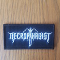 Necrophagist - Patch - Necrophagist patch