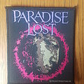 Paradise Lost - Icon patch