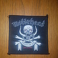 Motörhead - March Ör Die patch