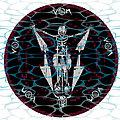 Von - Patch - Von limited round patch RESERVATION STARTET soon available