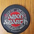 Amon Amarth - Patch - Amon Amarth patch