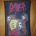 Slayer - Patch - Slayer patch black border #37 of 50