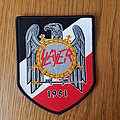 Slayer 1981 patch