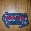 Benediction - Logo cut out patch