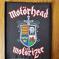 Motörhead - Patch - Motörhead - Motörizer patch