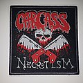 Carcass - Necroticism patch