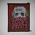 Napalm Death patch