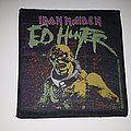 Iron Maiden - Ed Hunter patch