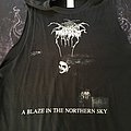 Darkthrone Blaze in the Northern Sky Shirt