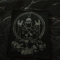 Grave Upheaval woven patch