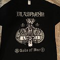 Blasphemy Gods of War Shirt