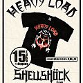 TShirt or Longsleeve - Heavy Load Shirt!