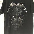 Metallica Richey Beckett t-shirt
