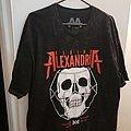 Asking Alexandria - TShirt or Longsleeve - Hex Skull Black