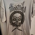 Miss May I - TShirt or Longsleeve - Skull Head - autographed-