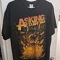 Asking Alexandria - TShirt or Longsleeve - Hell Yeah